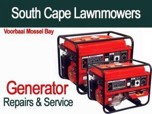 Generator Repairs and Sales in Mossel Bay