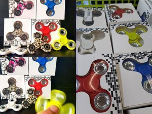 Fidget Spinners Now Available in George