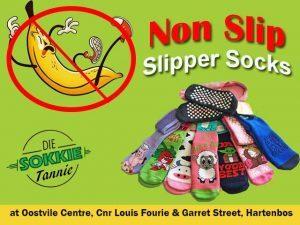 Non Slip Slipper Socks at Hartenbos Sock Shop