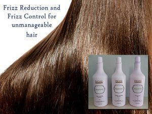 Frizz Control Solution at Hair Salon in George