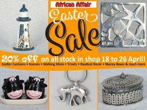 Sedgefield Gift Shop Slow Festival Easter Sale