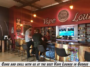 Vape Lounge and Shop in George