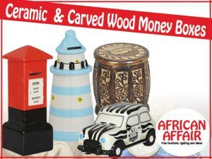 Wholesale Suppliers of Money Boxes in South Africa