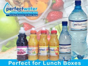Bottled Water and Fruit Juice Available in George