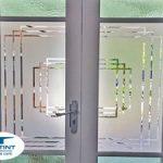 TopTint Entrance Door Tinting
