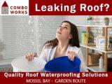 Leaking Roof Waterproofing Solution Mossel Bay