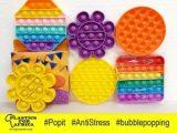 Pop It Fidget Toys Now in George Plastics