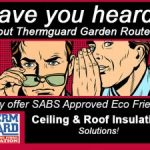 Have you heard of Thermguard Garden Route
