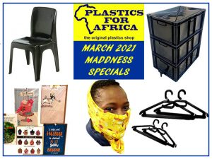Plastics For Africa George March 2021 Special Offers