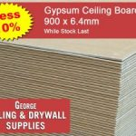 Gypsum Board Special-George Ceilings and Drywalls