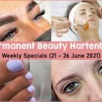 Permanent Beauty Special Offers June 2021
