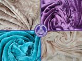 Fabric World George Mongolian Fleece